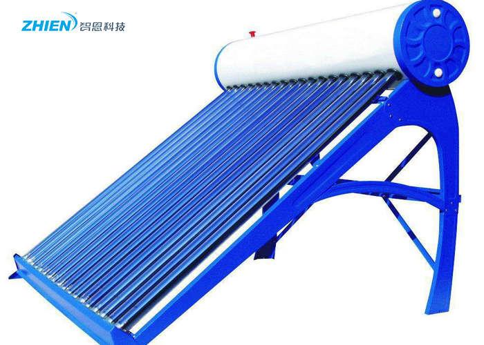 太阳能热水器原理是什么?太阳能热水器工作原理详解-空气能热泵厂家