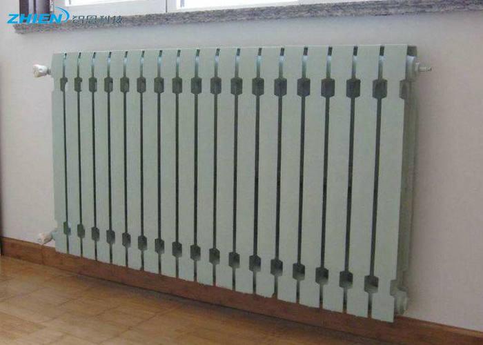 空气能采暖末端安装暖气片可以吗?-空气能热泵厂家