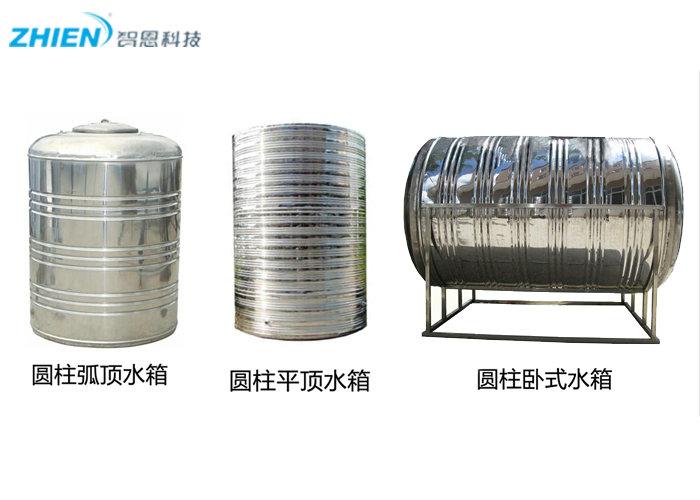 大型保温水箱:不锈钢保温圆筒水箱-空气能热泵厂家