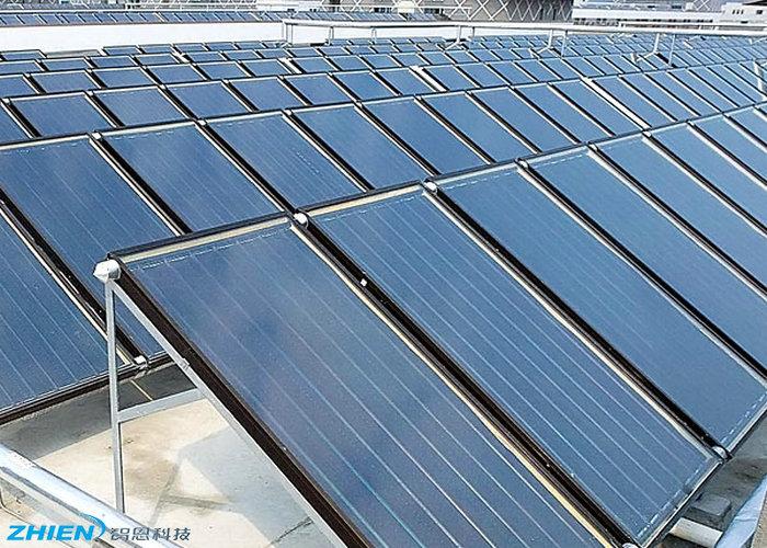 我国太阳能热水器行业的发展现状-空气能热泵厂家