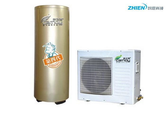 康之源空气能热水器怎么样 空气能热水器的工作原理介绍-空气能热泵厂家