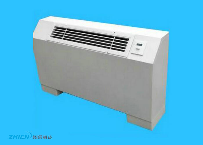 立式明装风机盘管选型技巧和效果-空气能热泵厂家